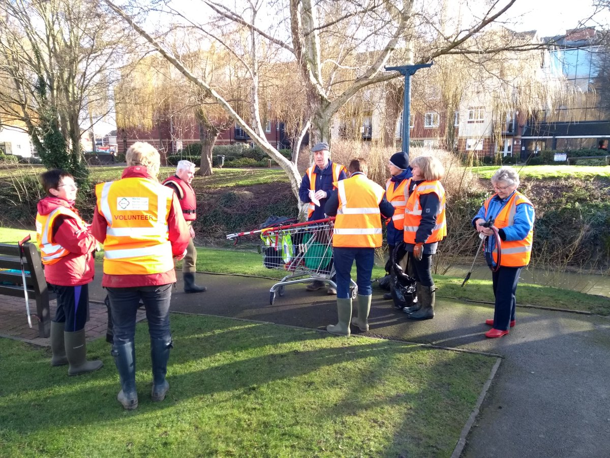 Jan litter pick